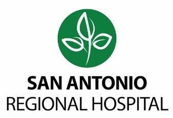 San Antonio Regional Hospital Sponsor Logo